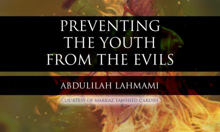 Preventing the Youth from the Evils of Extremism | Cardiff Conference 2014