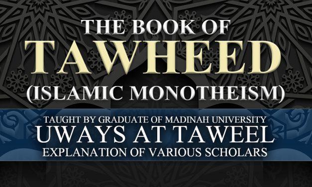 Kitaab at-Tawheed (Book of Monotheism)   Uways at-Taweel   Nigeria