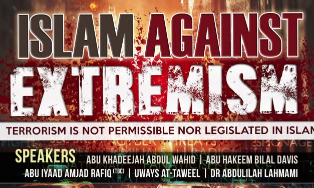 Central Manchester Conference | Islam Against Extremism