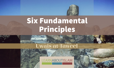 The Six Fundamental Principles – Uwais at-Taweel | Nigeria
