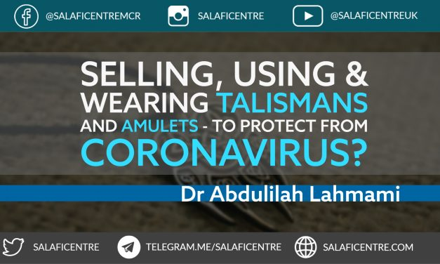 Selling Using and Wearing Talisman's and Amulets to Protect against the Coronavirus?
